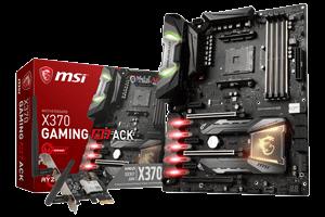 مادربرد ام اس آی X370 Gaming M7 ACK
