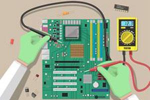 تعمیر اختلالات مدار PCB CUT مادربرد