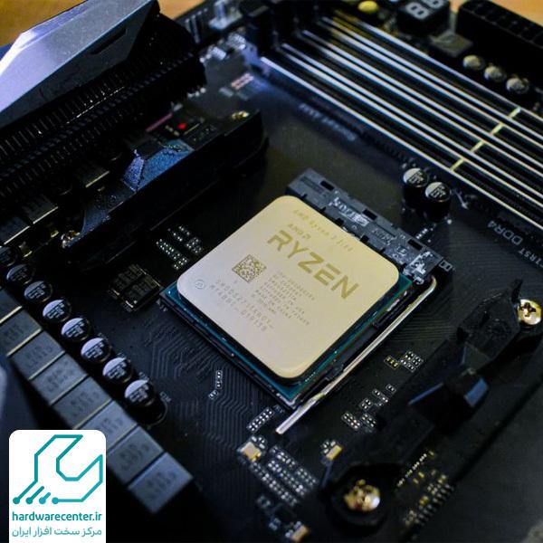 آماده سازی مادربرد کامپیوتر برای پشتیبانی از پردازنده رایزن 5000